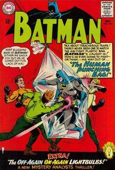 Cover for Batman #174 (1965)