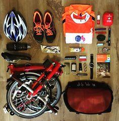 Photo competition sample #mybromptonbag #bromptonmalaysia #bike #bikelover