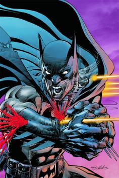 Neal Adams draws Batman: Odyssey