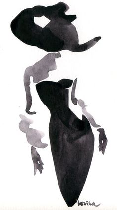 Fashion Sketches 462041243017354675 - Woman with a hat Source by Watercolor Fashion, Watercolor Artwork, Watercolor Illustration, Watercolour, Fashion Painting, Painting Inspiration, Art Inspo, Illustration Mode, Fashion Illustration Tutorial