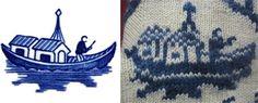 Ravelry: Willow Ware pattern by Lisa Grossman Willow Pattern, Knit Crochet, Crochet Bags, Knitting Socks, Knitting Patterns, Lisa, About Me Blog, Kids Rugs, Ravelry