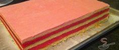 Recept Puncsos szelet, akár a cukrászdában Dios, Castle Diaper Cakes, Cream Cake, Reposteria, Pies