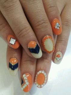 Take motivation from all of these chic summer nail art ideas and take your portray abilities to a totally new level.