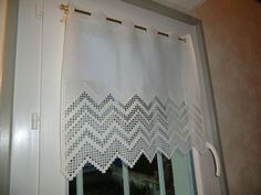 Window Coverings, Soft Furnishings, Valance Curtains, Diy Projects, Crafts, Couture, Home Decor, Craft, Straight Stitch