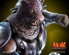 tekken king face reveal