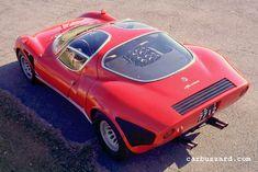 1968 Alfa Romeo T33 Stradale