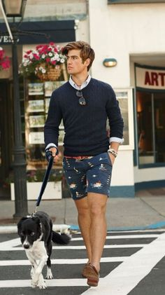 Relaxed Yet Stylish Shorts Outfits For Men0201