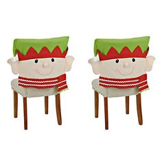 Elf Chair Covers, Set of 2 | Kirklands
