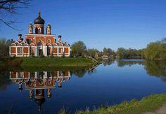 Staraya Russa, la città dei Fratelli Karamazov Residenza estiva di Dostoyevsky