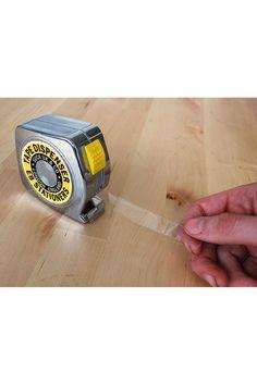 Tape Measure 'Tape' Dispenser.