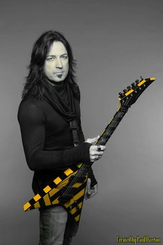 Stryper ~Michael Sweet