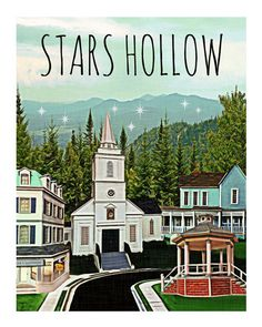 STARS HOLLOW 20% Off Labor Day Sale Use coupon code by TipsyRiver