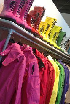 Ilse Jacobsen Rainwear!