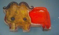 Gli-Etruschi-Mid-Century-Italy-Ceramic-Lion-Raymor-Bitossi-Era