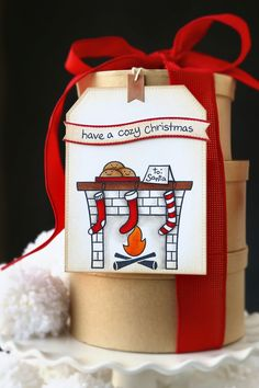 Thanksgiving in Canada was way back in October, but I am sending Thanksgiving wishes to all of my American Friend. Cosy Christmas, 25 Days Of Christmas, Christmas Hanukkah, Christmas Gift Tags, Holiday Cards, Christmas Crafts, Merry Christmas, Thanksgiving In Canada, Thanksgiving Wishes