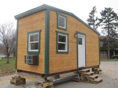 tiny houses for sale in illinois. This 180 Sq. Ft. Tiny House For Sale With Its Extra 64 Houses In Illinois E
