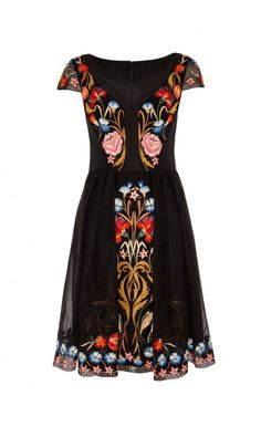 Mini Toledo Dress :: Temperley London