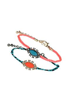 Friendship Bracelet Pack - Bracelets - Jewelry  - Bags & Accessories