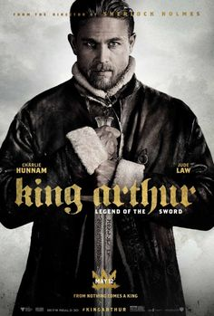 King Arthur: Legend of the Sword (2017) **** Guy Richie tackles Arthurian Legend, a bold new take on the story and woefully underappreciated. I loved this.