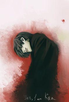 Yes, I am Kira :: Light Yagami // Death Note