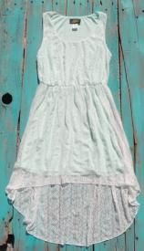 Western Lace Cowgirl Dress Perfect Bridesmaid or wedding dress for that elegant cowgirl look $29.99