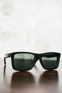 a3b917bbc1 Woodzee Trinity - Bamboo Sunglasses - Rectangular Sunglasses. Ray Ban  Sunglasses Outlet