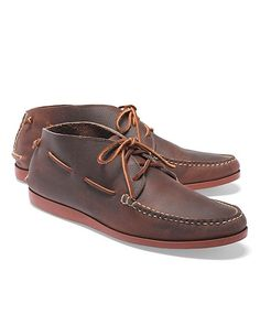 53b3c5a5c9ab1 Rancourt  amp  Co Hand Sewn Chukka Boots - Brooks Brothers Modern Outfits