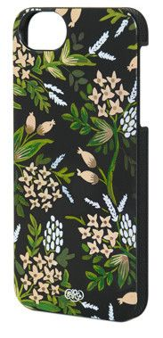 Step One: Get iPhone 5, Step Two: Get Rifle Paper Co Forest Flowers iPhone 5 Case