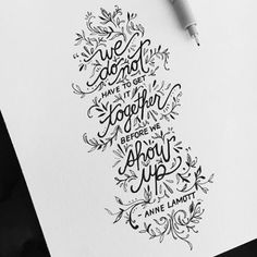 Work by @doodlebubbledesigns #typography #betype #lettering...