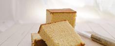 Recette de gateau japonais (Kasutera) sans gluten ni lactose
