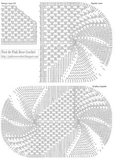 JG+Tapete+Croche+p+Banheiro.+GR.+PRose+Crochet.JPG (1163×1600)