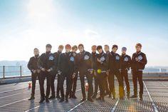 Com sete membros coreanos e cinco membros chineses, o grupo ídolo é u… #diversos # Diversos # amreading # books # wattpad
