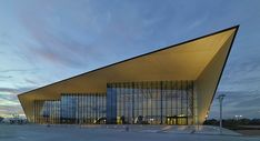 Owensboro-Daviess County Convention Center by Trahan Architects: