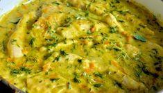 Kurczak w kremowym sosie z cukinią i marchewką Tortellini, Lunch Recipes, Bon Appetit, Guacamole, Quiche, Risotto, Nom Nom, Recipies, Curry