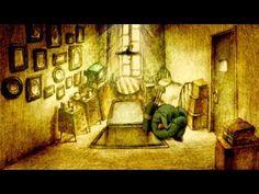 La maison en petits cubes (The House of Small Cubes)(Tsumiki no ie) Cort...