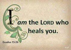 Prayers for healing Healing Words, Prayers For Healing, Healing Verses, Bible Verses Quotes, Bible Scriptures, Names Of God, Gods Promises, Bible Promises, Faith In God