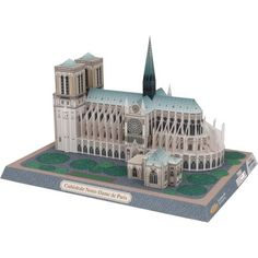 Notre-Dame de Paris, France,Architecture,Paper Craft,Europe,France,white,world heritage,building,cathedral