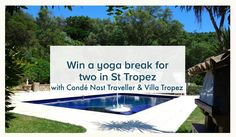 Yoga Retreat, Opportunity, Competition, Villa, Join, Wellness, Luxury, Day, Places