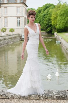 Cymbeline�s 2014 Bridal Gown Collection
