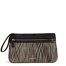 Vera Bradley Mia Wristlet/clutch Uptown Stripes Haircalf Leather for sale online My Spring, Winter Shoes, Vera Bradley, Cute Outfits, Stripes, Purses, Best Deals, My Style, Leather