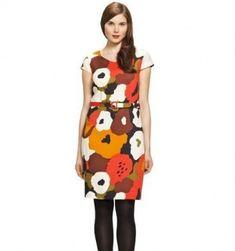 Marimekko Floral Print Atsalea Dress