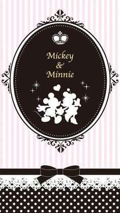 Mickey & Minnie Wallpaper
