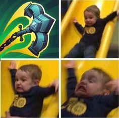 When you see Makoa's anchor coming at you.
