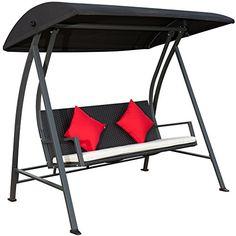 hollywoodschaukel hollywoodschaukeln eignen sich perfekt um zu garten pinterest. Black Bedroom Furniture Sets. Home Design Ideas