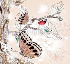 http://it.fotolia.com/id/39255942  Springtime fantasy scene  Ellerslie's portfolio on Fotolia!