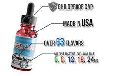 Phenomvapor – E liquid – Premium E Juice