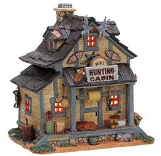 Make 2018 a year to remember with the latest Lemax holiday village collectables. Start a family Christmas tradition with Lemax Village Collection today! Lemax Christmas Village, Christmas Tree Village Display, Lemax Village, Halloween Village, Christmas Villages, A Christmas Story, Christmas Home, Christmas Carol, Christmas Stuff
