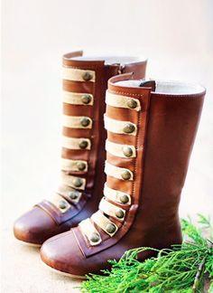 Joyfolie: The Loveliest Shoes For Little Girls