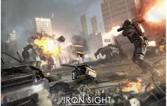 Neowiz Games anuncia beta fechado de 'Iron Sight'