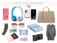 Carry-On Essentials | Love Twenty
